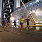 ProSport Night Run, pe gustul veteranilor, dar şi al celor aflaţi la prima cursă. 500 de concurenţi la eveniment